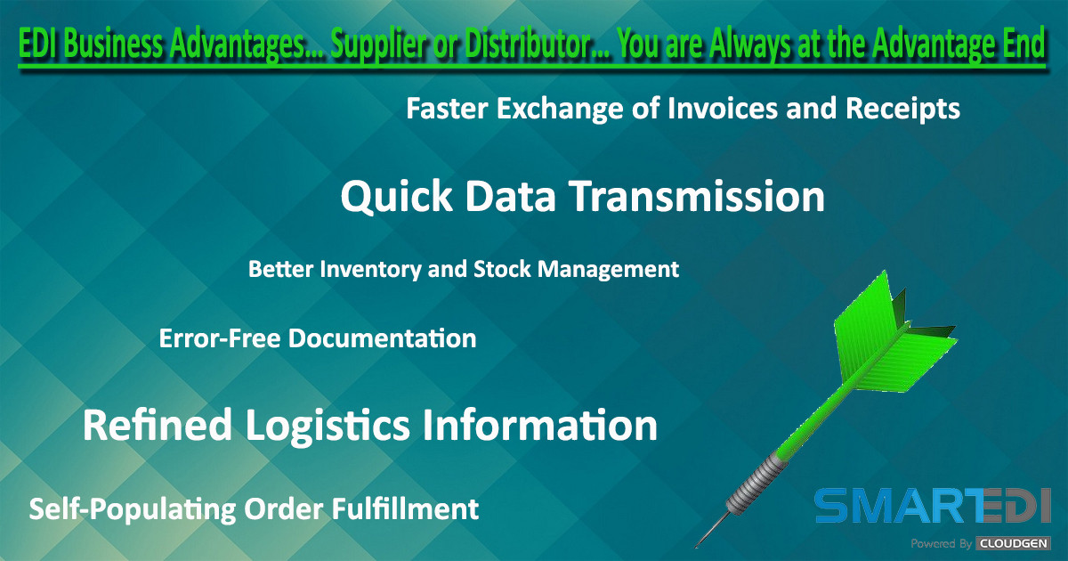 EDI Business Advantages