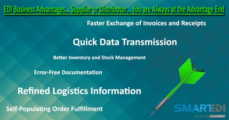 EDI Business Advantages