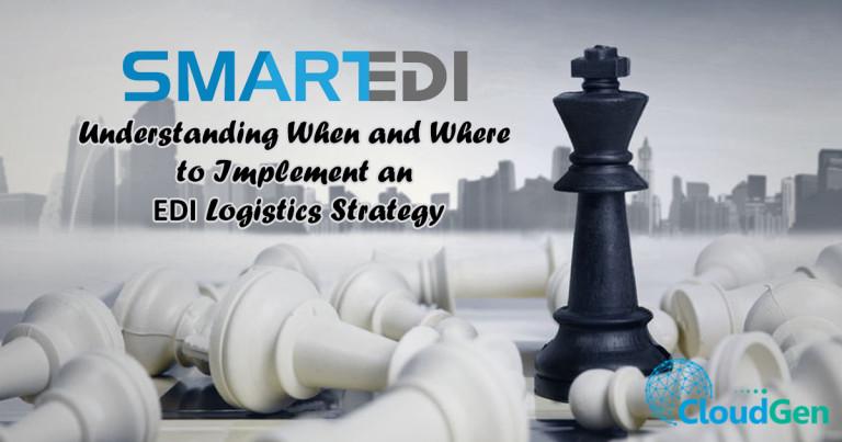 SmartEDI Strategy