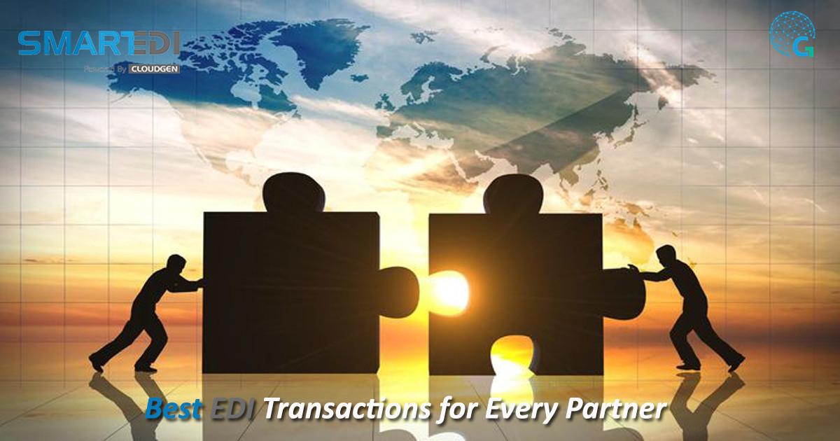 Best EDI Transactions for Every Partner